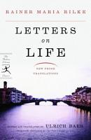 Letters on Life PDF
