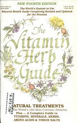 The Vitamin Herb Guide Book PDF