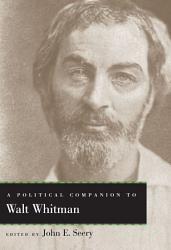 A Political Companion to Walt Whitman PDF