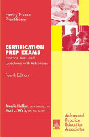 Family Nurse Practitioner Certification Prep Exams Book PDF