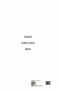 Three Wrecked Men