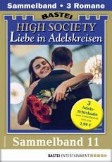 High Society 11   Sammelband PDF