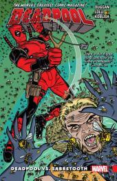 Deadpool: World's Greatest Vol. 3 - Deadpool Vs. Sabretooth