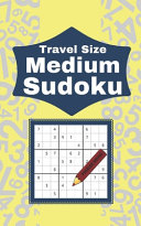 Travel Size Medium Sudoku