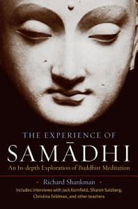 The Experience of Samadhi Book