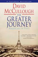 The Greater Journey PDF