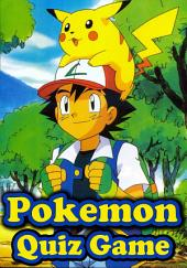 Pokemon Fun Quiz Game