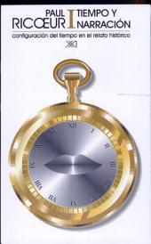 Tiempo y narración: Configuración del tiempo en el relato histórico