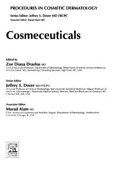 Cosmeceuticals PDF