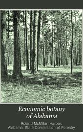 Economic Botany of Alabama: Parts 1-2