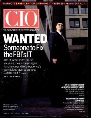 CIO Magazine PDF