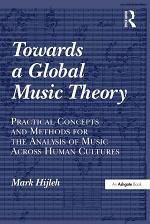 Towards a Global Music Theory