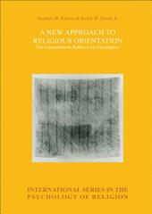 A New Approach to Religious Orientation: The Commitment-Reflectivity Circumplex
