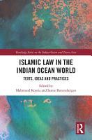 Islamic Law in the Indian Ocean World PDF