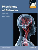 Physiology of Behaviour  Plus MyPsychLab with Pearson EText PDF
