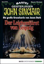 John Sinclair - Folge 0644: Der Leichenfürst von Leipzig (1. Teil)