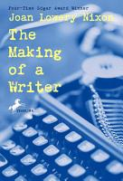 The Making of a Writer PDF