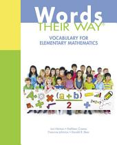 Words Their Way: Vocabulary for Elementary Mathematics