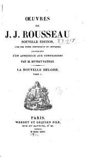 Oeuvres de J.J. Rousseau: Volume6