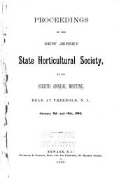 Proceedings of the State Horticultural Society at Its ... Annual Session