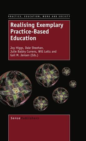 Realising Exemplary Practice Based Education PDF
