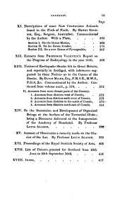 The Edinburgh New Philosophical Journal: Volume 33