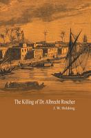 The Killing of Dr  Albrecht Roscher PDF