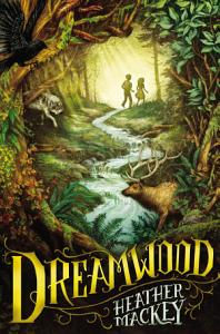 Dreamwood Book