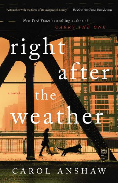 Download Right after the Weather Book