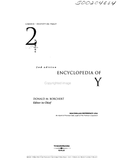 Encyclopedia of Philosophy PDF