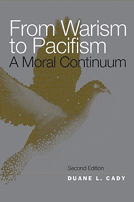 From Warism to Pacifism PDF