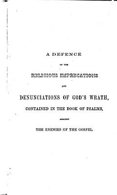 A few remains of the Rev  J  M  Edited by     G  Patterson