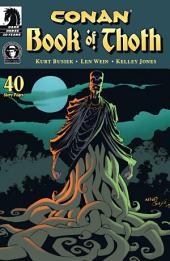 Conan: Book of Thoth #3