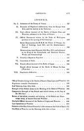 Life of Field-Marshal His Grace the Duke of Wellington ...