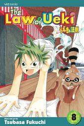 The Law of Ueki, Vol. 8: Celestial Power!