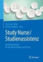 Study Nurse   Studienassistenz PDF