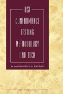 OSI Conformance Testing Methodology and TTCN