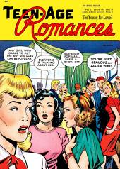 Teen-Age Romances, Number 1, Too Young For Love