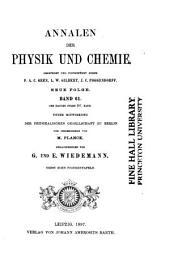 Annalen der Physik und Chemie: Band 61