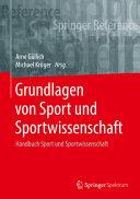 Grundlagen von Sport und Sportwissenschaft PDF