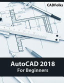 AutoCAD 2018 for Beginners PDF