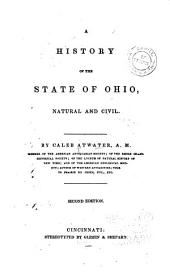 A History of the State of Ohio: Natural and Civil