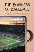 The Business of Baseball PDF