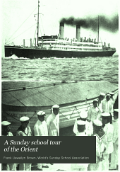 A Sunday School Tour of the Orient