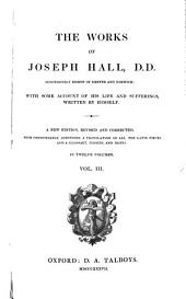 The Works of Joseph Hall: Paraphrases of hard texts