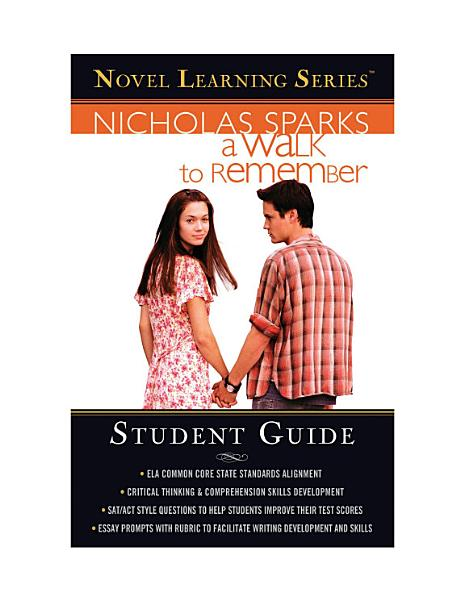 Download A Walk to Remember Book