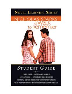 A Walk to Remember Book