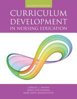 Curriculum Development in Nursing Education PDF