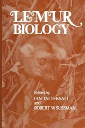 Lemur Biology
