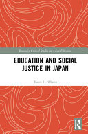 Schooling in Changing Japan